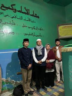 Maman Imanulhaq Serukan Dunia Islam Bantu Mesir revitalisasi Makam Para Ulama