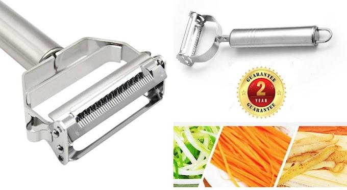 Fruit Vegetable skin remover Peeler cutter slicer big size Thai Cutter Kitchen Tool
