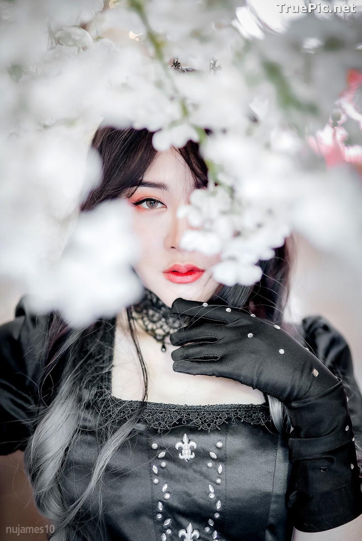 Image Thailand Model - Anchalee Wangwan - Black Princess - TruePic.net - Picture-8