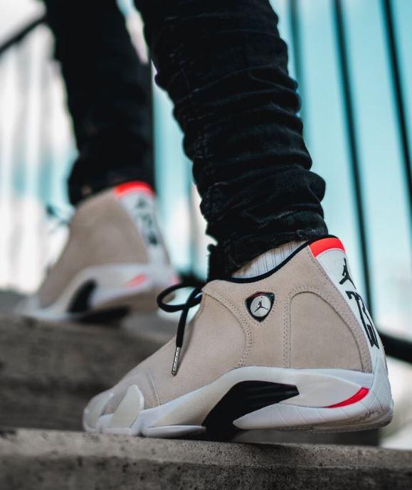 watch feb39 47162 THE SNEAKER ADDICT: Air Jordan 14 Retro