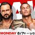 WWE Monday Night Raw 08.02.2021| Vídeos + Resultados