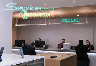 Service Center Oppo Tangerang Banten