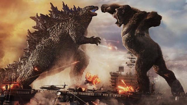 Godzilla vs Kong Trailer Review: दो राक्षसों के बीच महाकाव्य युद्ध मनुष्य के लिए निहारना दृष्टिगोचर होगा।
