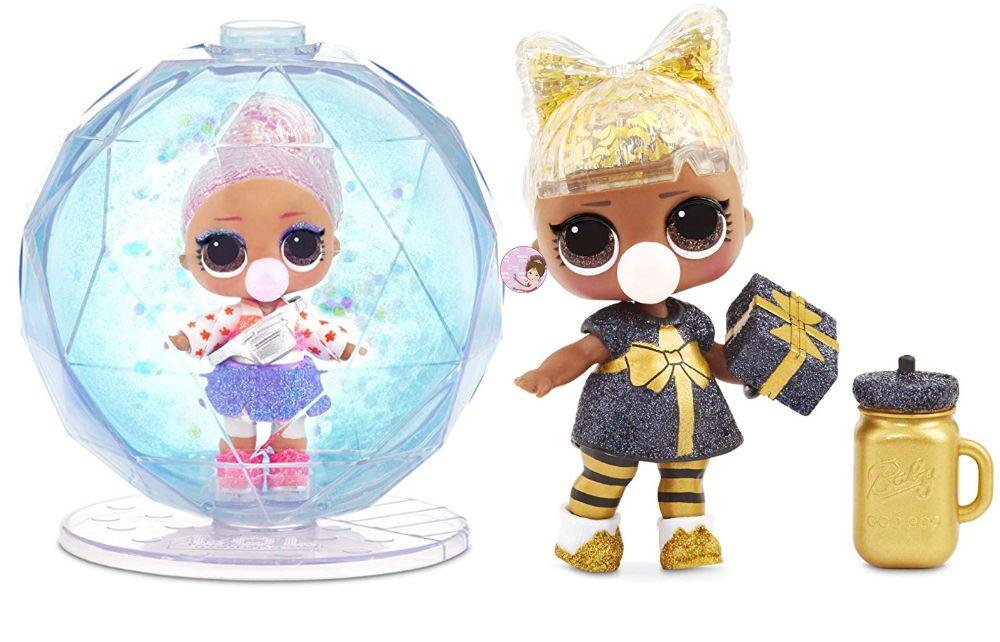 L.O.L. Surprise Glitter Globe Series release date