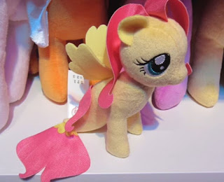My Little Pony Fluttershy Sea Pony Plush