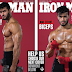 Sam Asghari, boy da Britney Spears, é capa de revista fitness