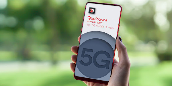 Qualcomm anuncia Snapdragon 480 com modem 5G integrado