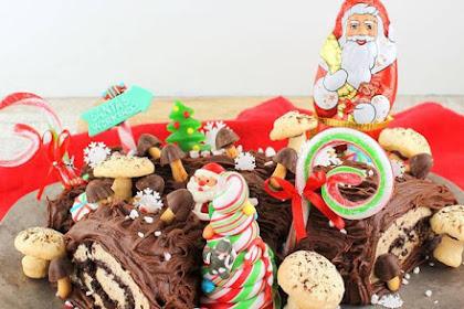 Kue Natal Kekinian yang Wajib Anda Coba