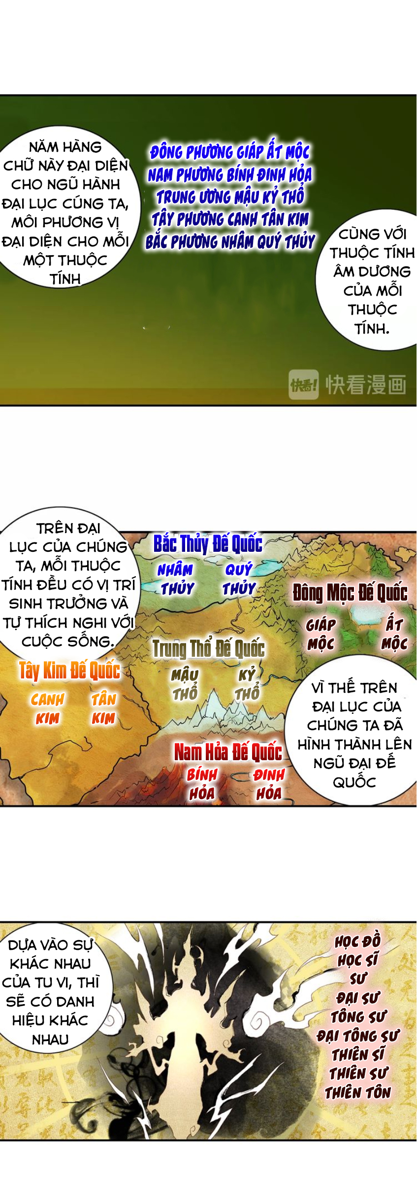 Âm Dương Miện Chapter 5 video - Hamtruyen.vn