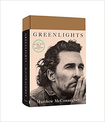 Greenlights book cover image