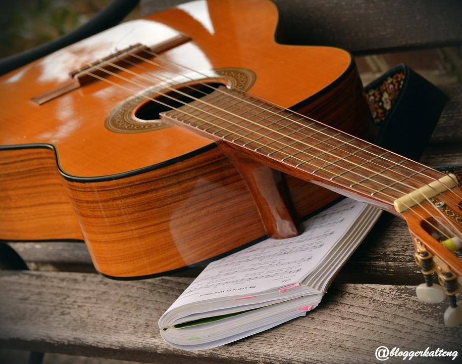 """Suara Gitar """"Mungkin Itu Suara Alam"""""""