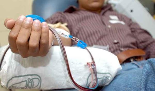 Urge donar sangre en Canarias, 21 febrero