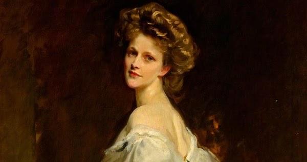 Cuadro de la primera parlamentaria británica, Nancy Astor