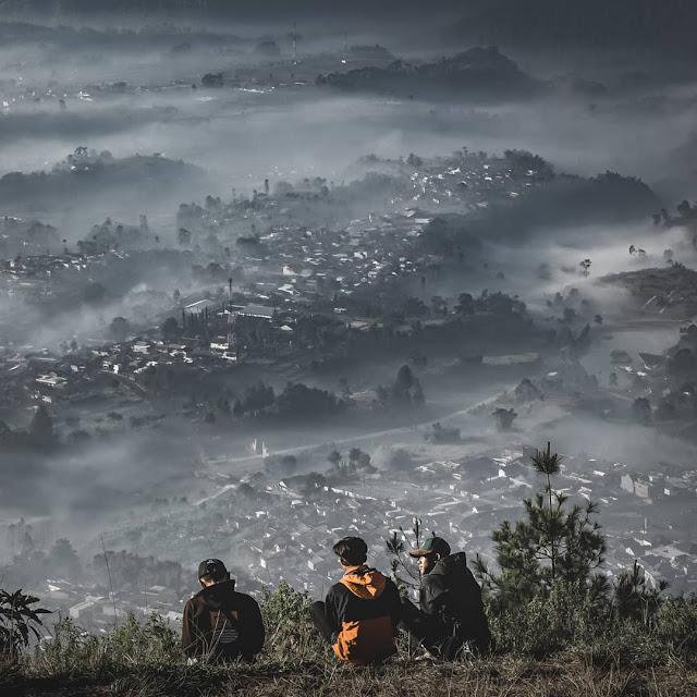 Harga Tiket Masuk Wisata Gunung Putri Lembang Bandung