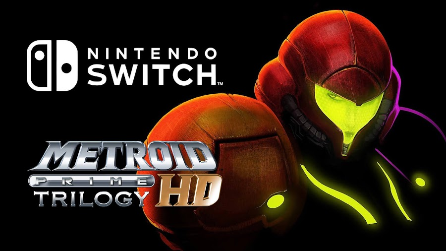 metroid prime trilogy hd super metroid remake announced nintendo switch retro studios