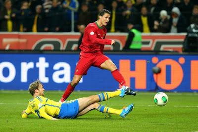 شاهد مباراة البرتغال والسويد بث مباشر I دوري الأمم الأوربية
