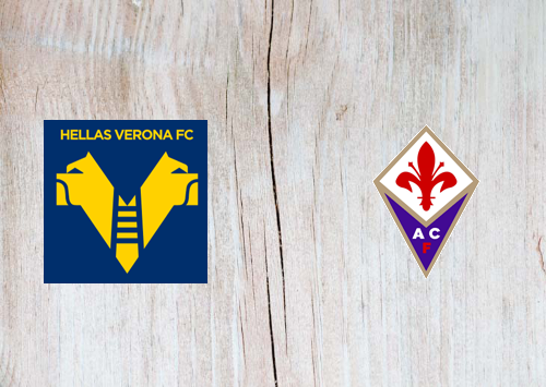 Hellas Verona vs Fiorentina -Highlights 20 April 2021