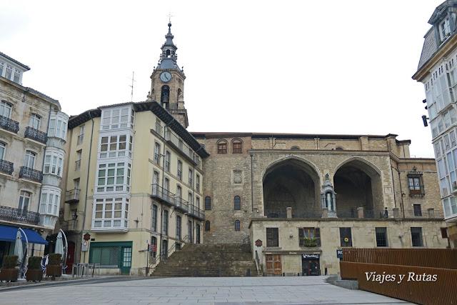 Iglesia de San Miguel, Vitoria