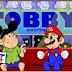Humor nerd: Mario dando entrevista