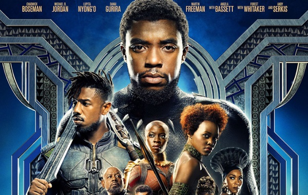 film fiksi ilmiah 2018 black panther