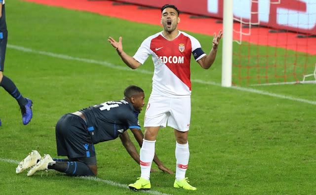 Monaco vs Club Brugge