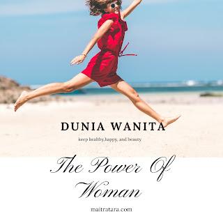 Kekuatan wanita yang sesungguhnya