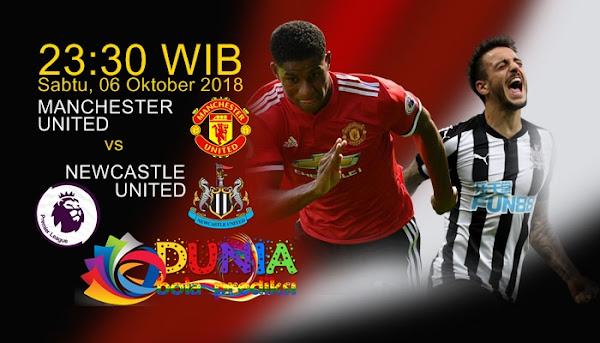 Link trực tiếp Man Utd vs Newcastle, 23h30 ngày 6/10 (Ngoại hạng Anh 2018/19)