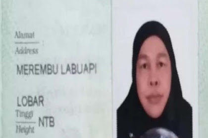 TKW jedah Terkena Stroke Berasal Dari Lombok, Darminah Minta KJRI Pulangkan Ke Lombok