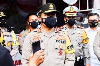 Arahan Kapolda Jateng Usai Penyekatan Arus Mudik, Fokuskan Tempat Pariwisata di Jateng