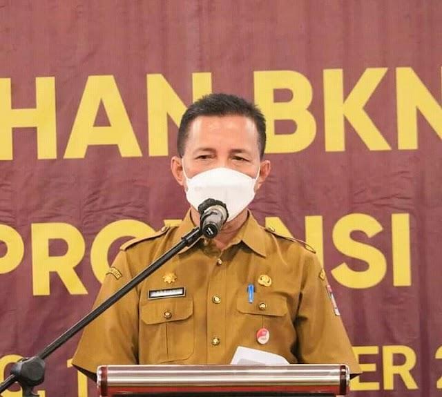 Pemko Padang Raih 2 Penghargaan BKN Award 2021