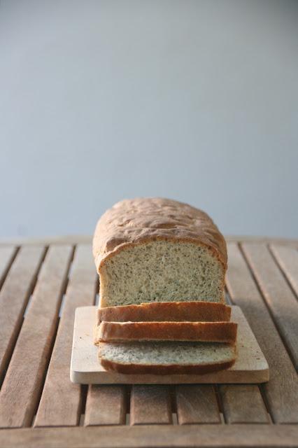 Pan de avena facil para desayunar