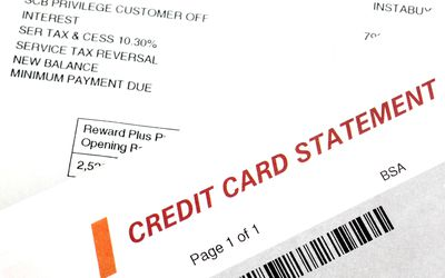 How can you Check a Credit Card Statement