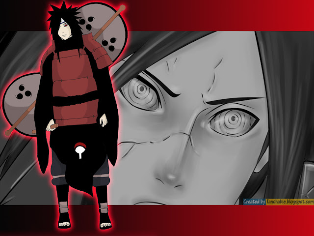 Sharingan, eternal magekyo sharingan and rinnegan