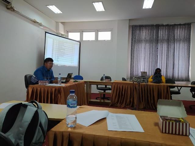 Evaluasi Perkuliahan Semester Ganjil Tahun Akademik 2020/2021