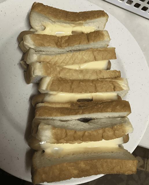 Resepi Roti Kukus Sosej Cheese