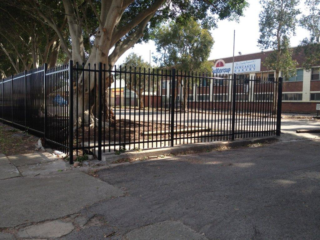 school fences