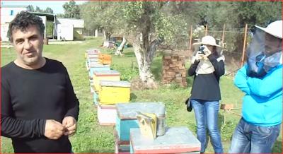 Παραγωγή Βασιλικού πολτού στις εγκαταστάσεις της ΔΕΛΤΑ ΜΕΛΙΣΣΟΚΟΜΙΚΗΣ video