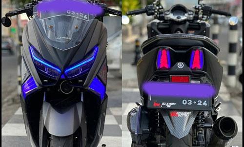 lampu sein biru bisa ditilang polisi, berikut cara merubah warna lampu variasi