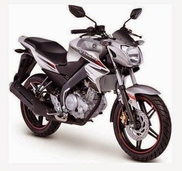 Harga Yamaha New Vixion White Flash