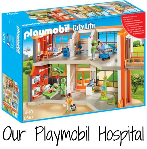 northumberland mam our playmobil hospital