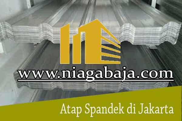 HARGA ATAP SPANDEK JAKARTA 2020