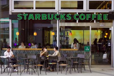Rahasia Starbuck tetap untung saat pandemi