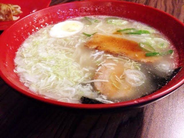 Tokyo Tokyo's hot ramen bowl
