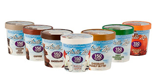 arctic zero ice cream line
