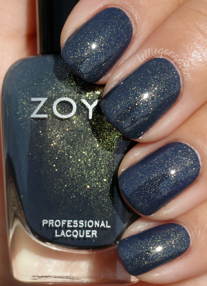 Kelliegonzo Zoya Fall 2014 Ignite Collection Swatches Amp Review
