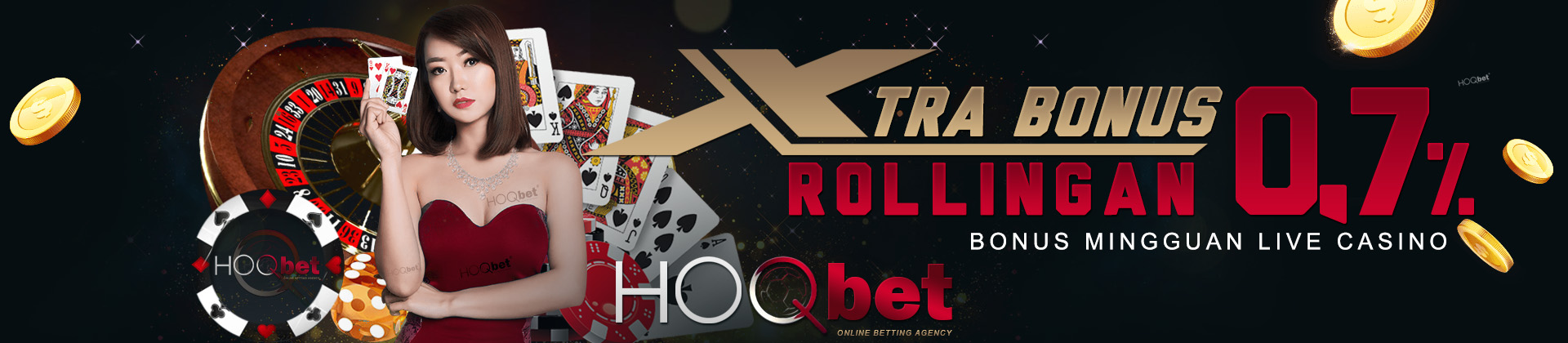 Rollingan Casino X-TRA