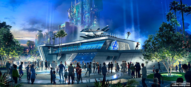 Quinjet, Disney Parks Marvel-themed, Spider-Man, Marvel Studios, D23, Disneyland California Avengers Campus