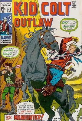 Kid Colt #146