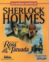 Sherlock Holmes: El Caso de la Rosa Tatuada