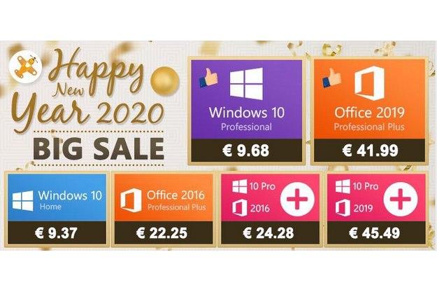 Αγορά windows 10 με λιγότερα από δέκα ευρώ